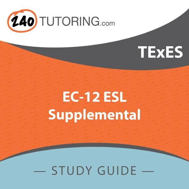 ec-12 esl supplemental: 142 authentic questions [updated 2018]