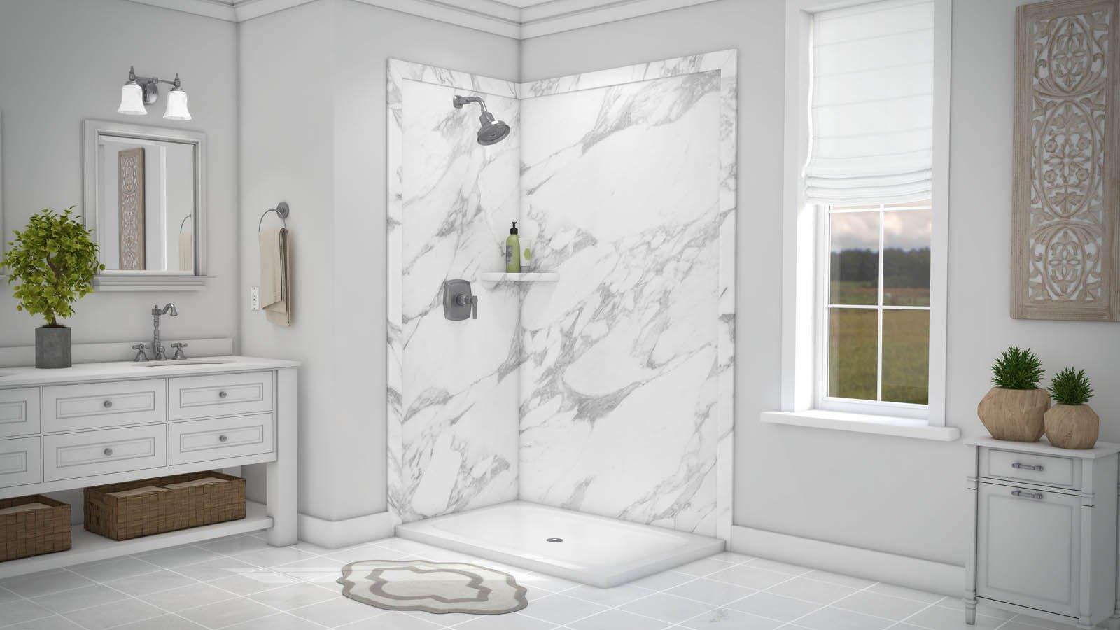 Bathroom Accessories & Remodeling: Shower Doors, Wall Panels, Tub ...