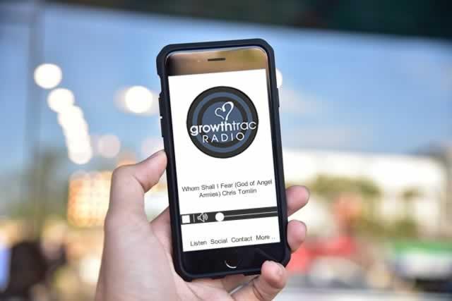 LISTEN NOW | Listen Free to Christian Worship Music | GrowthtracRadio