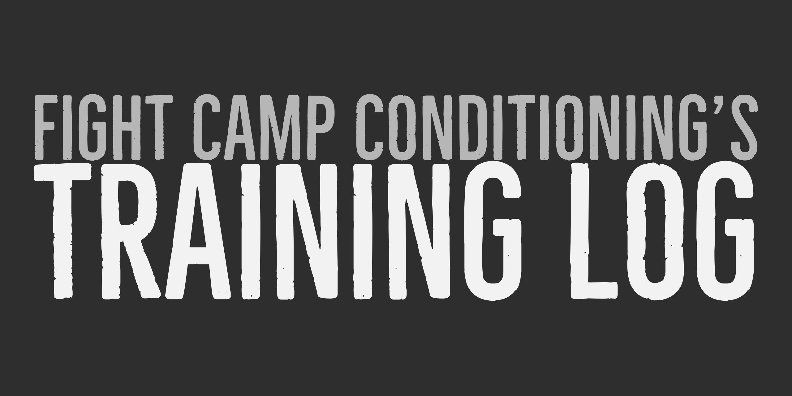 Strength And Conditioning Workout Template