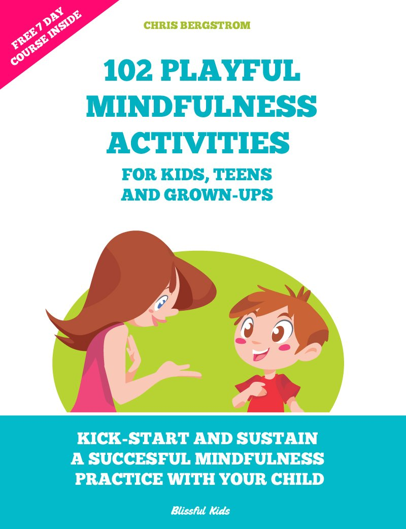 5 Mindful Games Mindfulness For Kids And Teens Blissful Kids