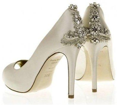 Buty ślubne, wieczorowe, akcesoria Madeline Wedding Shoes