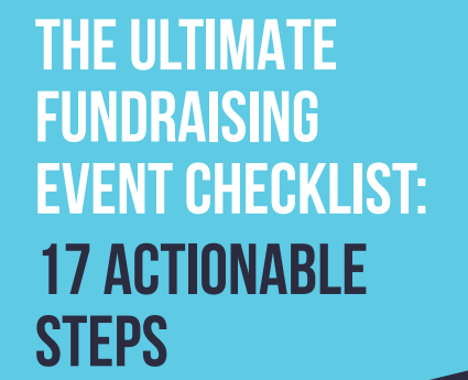 1. Find an event format and theme that attracts donors