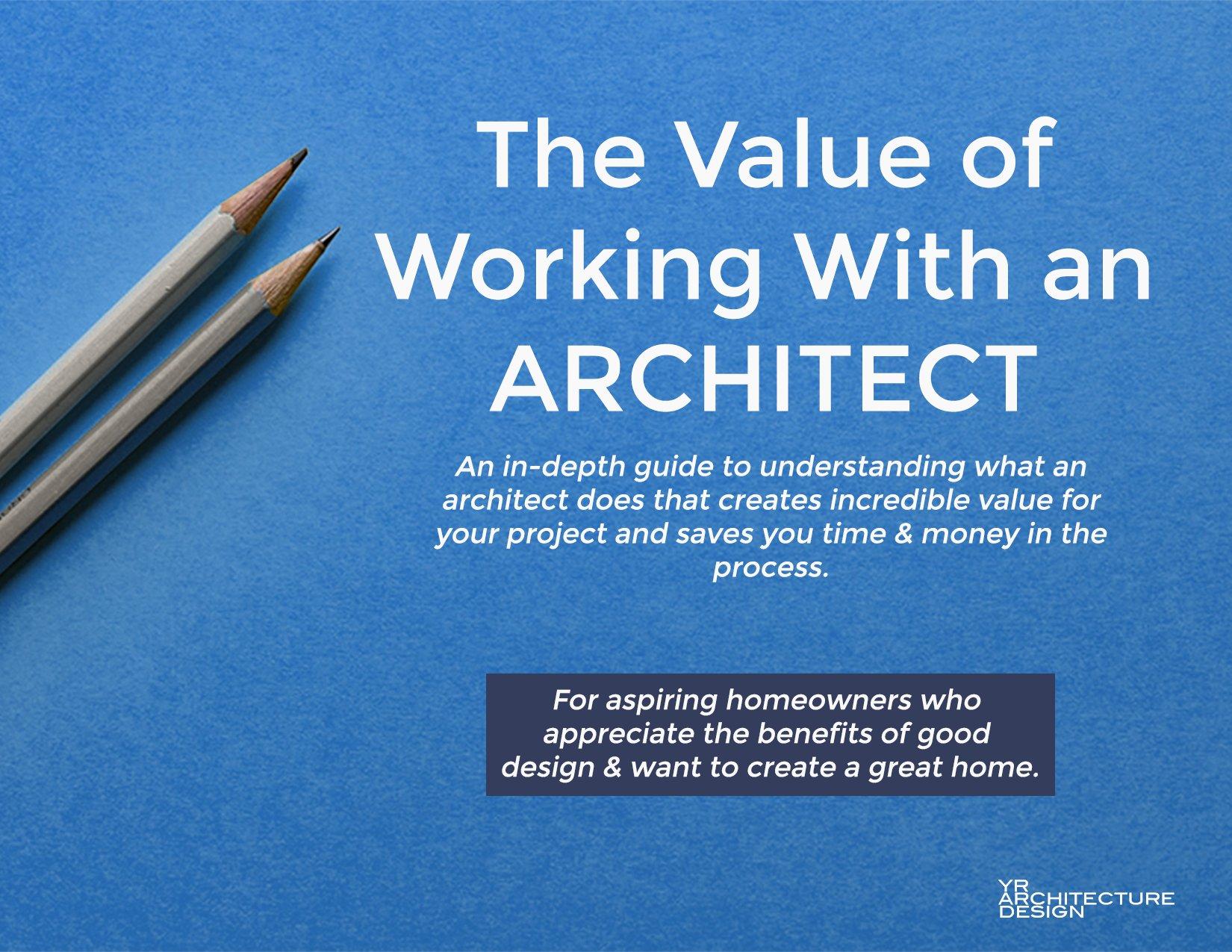 Concept Design Services - YR Architecture + Design