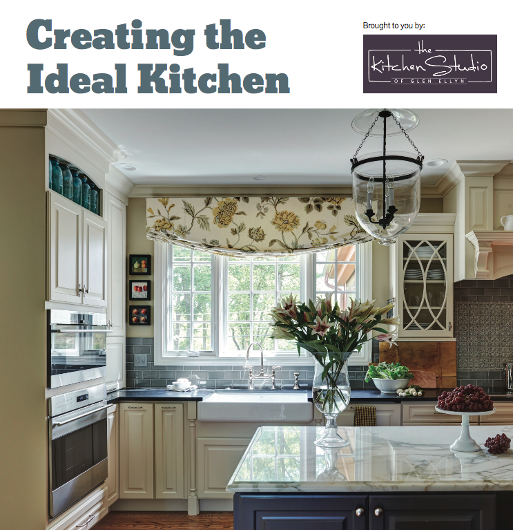 Kitchen and Bath Design Portfolio | The Kitchen Studio of Glen Ellyn